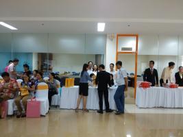 PVcomBank tham dự và tài trợ Lễ mở bán Dự án căn hộ City Gate